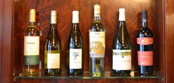 Cafe van Wegen Utrecht - Soorten wijnen
