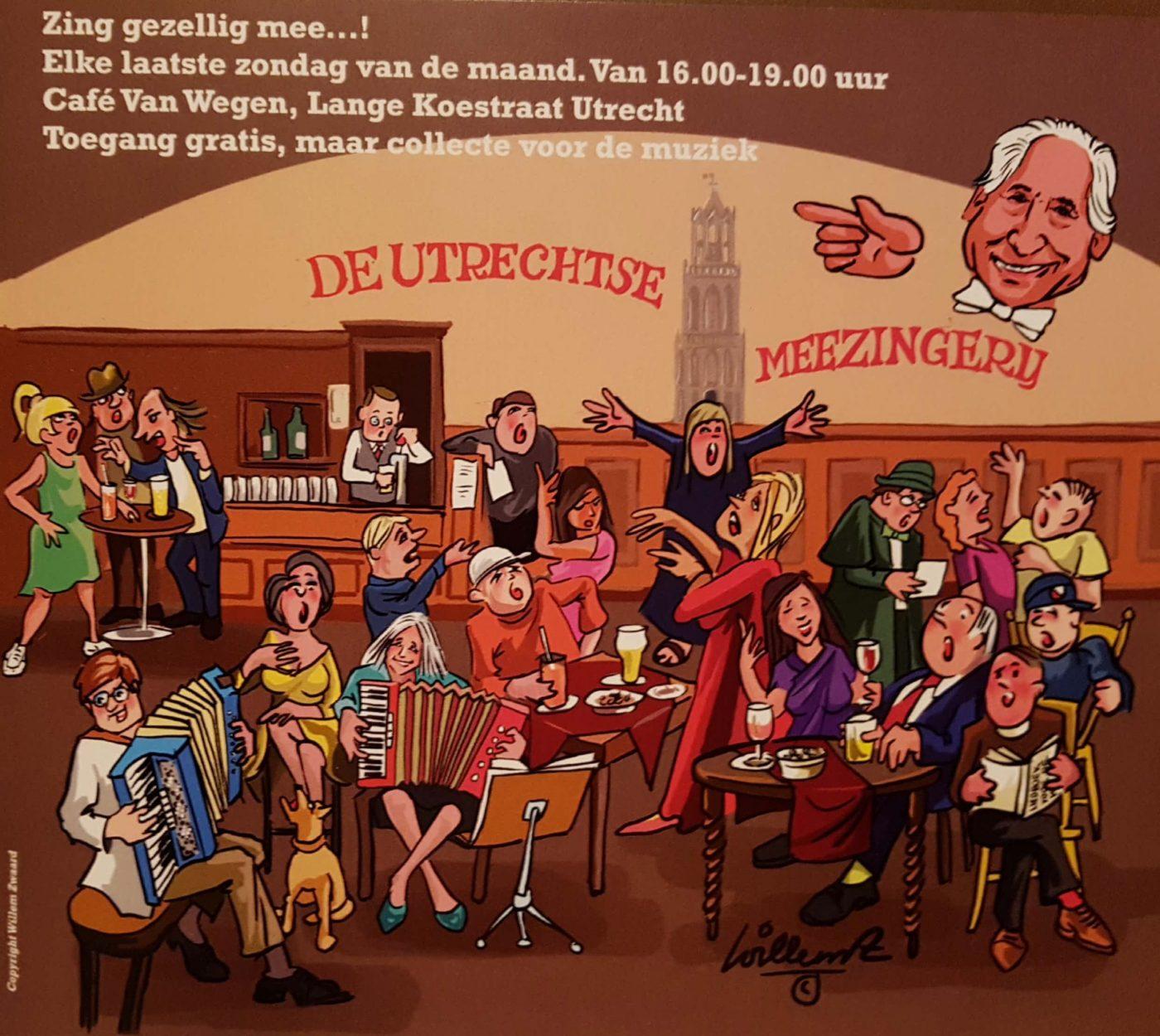 Utrechts meezingen